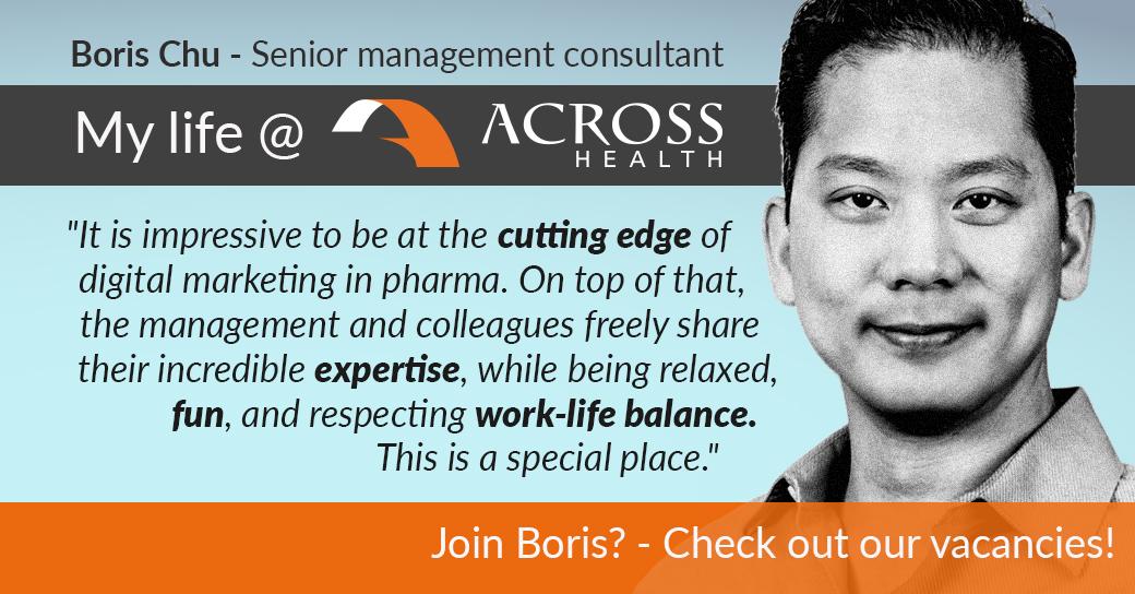 Boris Chu - Senior management consultant testimonial