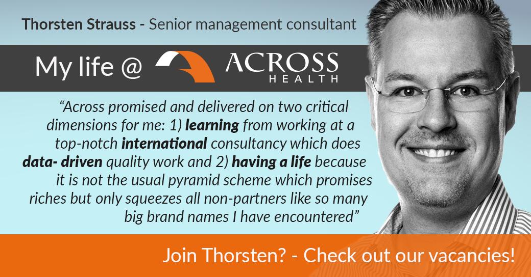 Thorsten Strauss - Senior Consultant testimonial