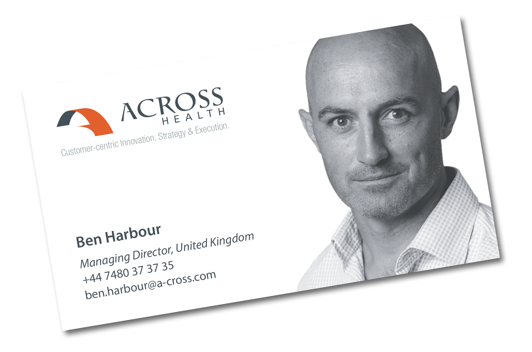 Ben Harbour (Managing Director UK)