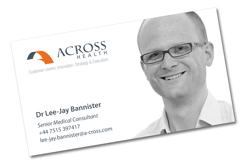 Lee-Jay Bannister (Snr Medical Consultant)